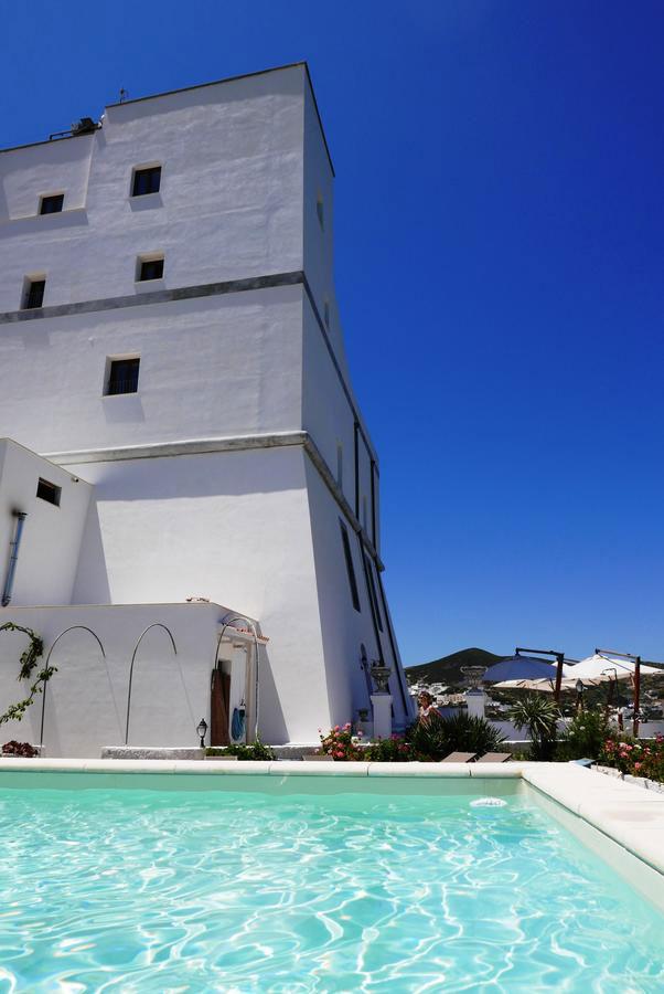 Hotel con Piscina Ponza – Hotel Torre dei Borboni Isola di Ponza